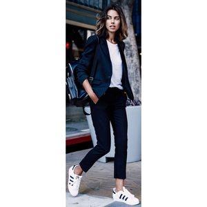 Urban Outfitters 3/4 Sleeve Black Blazer